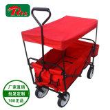 中国ワゴン使用法の子供の砂ロール容器浜のカート