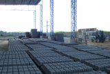 12-15 bloc concret automatique faisant la machine