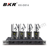 Kx D814 Pll 4CH UHF 무선 회의 시스템