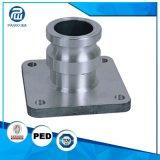 Giunto a dischi lavorante del tubo di CNC del acciaio al carbonio dell'acciaio legato di pezzo fucinato