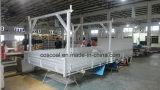 Aluminio Canopy Servicio Cuerpo (ISO9001 : 2008 TS16949 : 2008 )