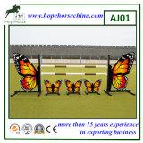 Pferdehindernis Springreiten (AJ18)