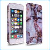De marmeren Dekking van het iPhoneGeval van het Ontwerp van de Steen van de Rots voor iPhone 7