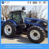 New155HP 4wheel que conduce la granja agrícola/el mini cultivo/jardín/césped/alimentador compacto con el motor diesel