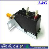 Mps11 Micro interrupteur à bouton poussoir d'alimentation utilisées dans la centrifugeuse