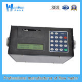 Black Protable Ultrasonic Flow Meter