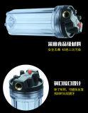 Carcaça de filtro In-Line QY-10D1 da água