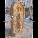 Het antieke Beeldhouwwerk van de Travertijn voor Decoratie Mej.-463 van het Huis