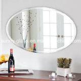[3مّ] [4مّ] [5مّ] [6مّ] فضة مرآة دهن صفح زجاجيّة مع ضعف