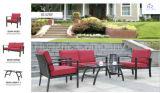 Mobilia di vimini del rattan della mobilia del rattan della mobilia della sedia della Tabella della casa della mobilia esterna del giardino