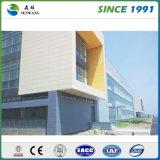 Alta costruzione della struttura d'acciaio di storia per l'appartamento del banco del gruppo di lavoro del magazzino