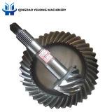 BS6023 9/41 고품질 트럭 후방 드라이브 차축은 주문을 받아서 만들어질 수 있어 Metel 나선형 비스듬한 기어를 위조한