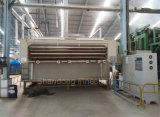 Gewebe, das den losen Trockner/trocknende Maschine verwendet für das Aufbereiten und das Trocknen der gestrickten und gesponnenen Baumwolle und des Baumwollmischröhrengewebes beendet