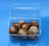 Contenitore impaccante libero dell'ortaggio da frutto della casella di imballaggio di plastica 400 grammi