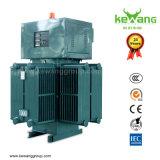 Rlsの情報処理機能をもった低電圧の自動電圧調整器500kVA