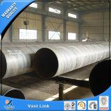 ASTM A252の炭素鋼の螺線形によって溶接される管