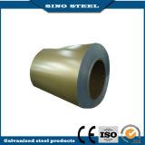 La couleur de JIS G3321 SGLCC a enduit la bobine en acier de PPGI