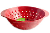 Red Mini Berry Melamine Colander