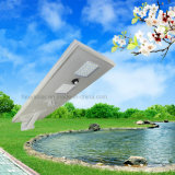 IP65 Waterproof a luz de rua solar integrada Bridgelux 50W do diodo emissor de luz
