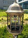 ヨーロッパ式、古典的な、太陽カのキラーライト、床ランプ、芝生ランプ