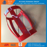 Api 10d Integral Bow Spring Centralizer per Pipe Casing
