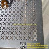 El acoplamiento perforado del metal del acero inoxidable 304 platea las hojas