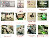 Máquina de acondicionamento de fluxo com empilhador automático (atualização)