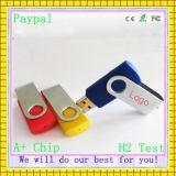 Promoción Impulsión libre del flash del eslabón giratorio de la impulsión del flash del USB del envío (GC-S88)