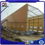 Casa prefabricada de acero estructural de la construcción en Indonisia