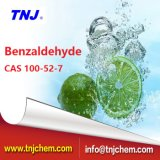 Grado farmacéutico del CAS 100-52-7 solvente de múltiples funciones del benzaldehído 99.9%