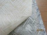 O jacquard do poliéster do PVC do rolo de Sunblock cega a tela das cortinas de rolo da tela de Sun da tela do indicador de tela de Sun