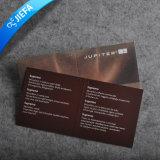Étiquette faite sur commande de coup de papier d'emballage de logo de marque pour le vêtement