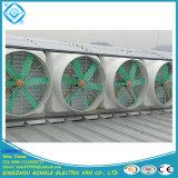 Промышленный отработанный вентилятор конуса стеклоткани для цыплятины