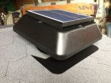 12inch 12W Solar Powered Roof Extintor con 15W panel solar de Ajustable (SN2013001)