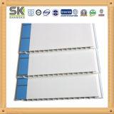 Material decorativo de diseño simple de los paneles de pared y techo de PVC