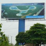 Extérieure en aluminium Tri-Vision Billboard avec Pole (F3V-131S)