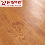 8mm Waterproof Real Wood Texture Surface (U-Groove) Laminate Flooring (AS0002-4)