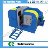 Xinda Sg del neumático del grano de alambre de gancho individual Diferentes Dimensiones del desecho de la planta de reciclado de neumáticos