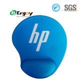 Tapis de souris en gel ergonomique 3D avec impression personnalisée de logo