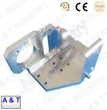 CNC Malen Aangepaste Delen van de Machines van het Aluminium, de Delen van het Malen van het Aluminium