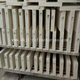 Impermeável e à prova de fogo com preço de fábrica da placa de silicato de cálcio (650C)
