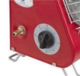 陶磁器バーナーSn12Stのポータブルが付いているガス部屋ヒーター