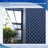 Forme tranchante pour la décoration de l'architecture