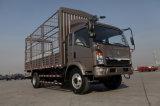 Mini Truckwith carico brandnew del palo di HOWO