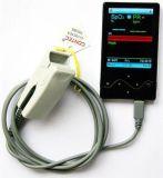 Oxímetro sem fio Cms60fw-Telemedicine do pulso de Bluetooth