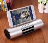 Orateur actif mobile de Bluetooth, orateur sans fil portatif de Bluetooth avec l'étalage