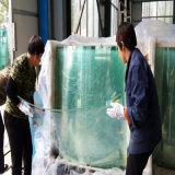 구부려진 박판으로 만들어진 안전 유리 (CE/ISO/SGS/CCC)의 제조소