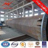 26m elektrischer Strom-Übertragungs-Zeile Stahl Pole
