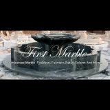 Fontaine de marbre verte pour un cadeau Mf-1002