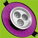3W LEDの水晶ライト(光線047G24)